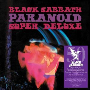 Black Sabbath - Paranoid (4CD Super Deluxe Edition)